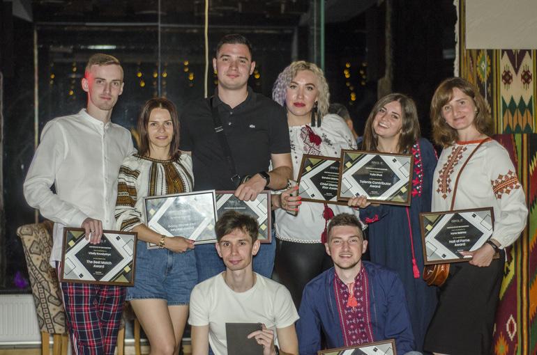 Team building awards