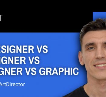 What is the Difference? Web Designer vs UX Designer vs UI Designer vs Graphic